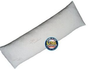Best Kool Flow Cover Body Pillow By Snuggle Pedic Pillow