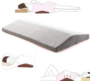 lumbar support pillow for sleeping