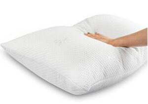 foam bed pillows for comfortable sleeping