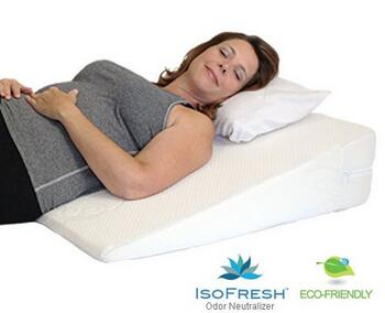 Doctor Recommended Sleeping Pillow for GERD and Snoring