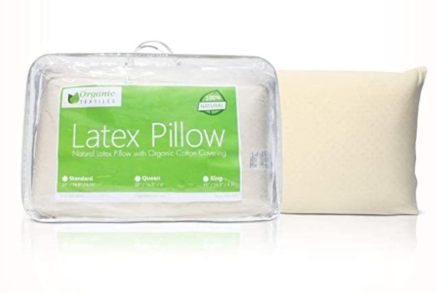 choose a latex pillow for sleeping
