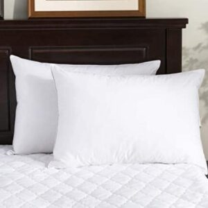 king size down feather pillows