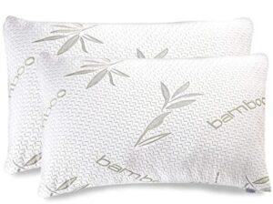 bamboo cooling pillow