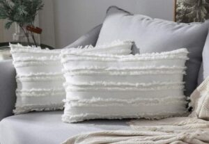 back support throw bed pillow