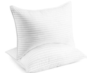 best bed pillows for back and side sleepers