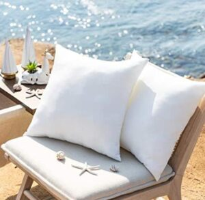 outdoor throw pillow inserts