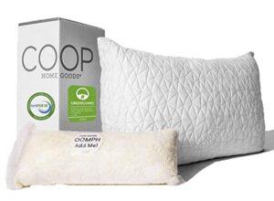 bed bath beyond side sleeper pillow