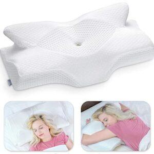 contour pillow for sleeping