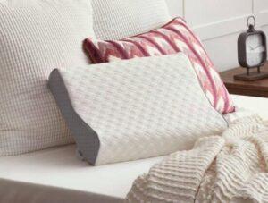 gel pillow vs memory foam