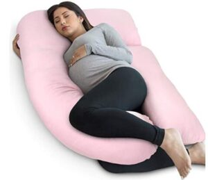 comfort u total body support pillow review