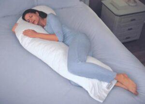 organic body pillow