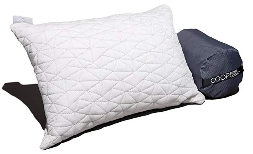 Best reviewed side sleeping backpacking pillows