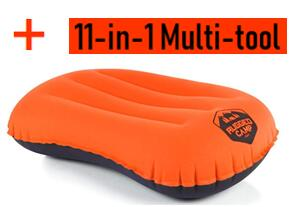 Best Inflatable Rugged Camp Camping Pillow Reviews
