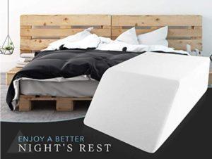 Best reviewed knee wedge pillow for sleeping