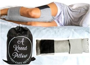 Best reviewed knee pillow with strap for sleeping