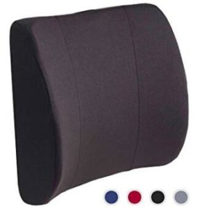 best lumbar back support for chair