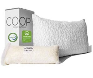 most comfortable pillow for back and side sleepers