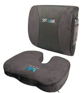 lumbar support pillow