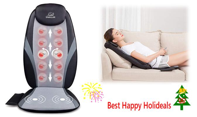 Best Snailax Shiatsu Massage Cushion Reviews