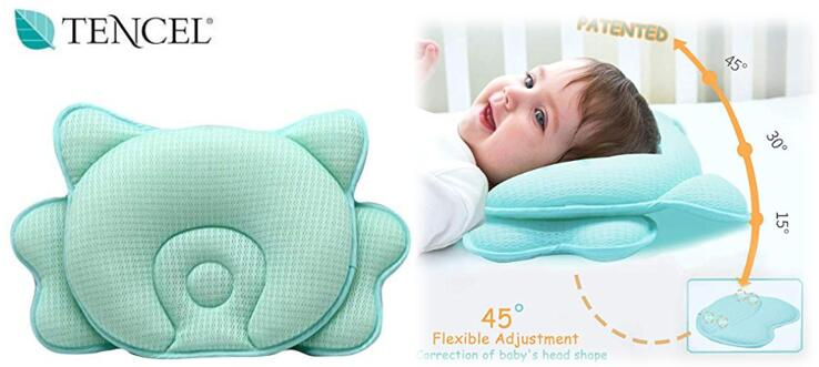 Best Infant Head Shaping Pillow for Sleeping Reviews