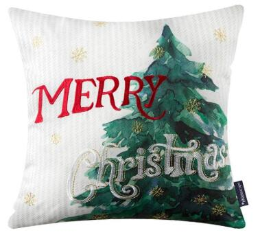 Best Xmas Decorative Christmas Tree Pillow Cases Reviews