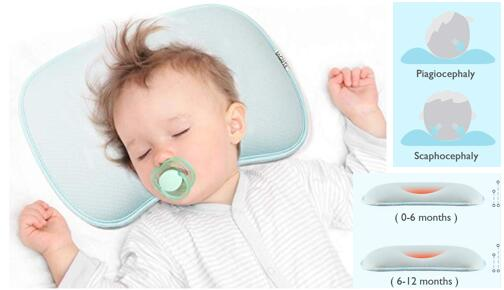 Best Head Shaping Pillow for Newborn Infant 0-6 Months Reviews