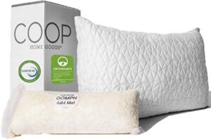 best rated pillow for combination sleeper review