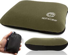 best portable lightweight camping pillow guide