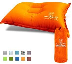 best budget camping pillow guide