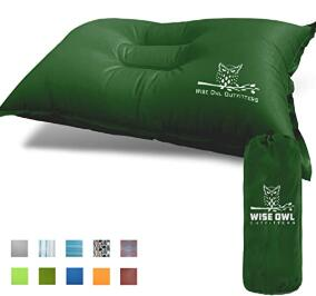 best budget lightweight camping pillow guide