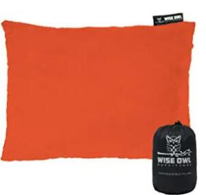 best camping pillow for kids reviews