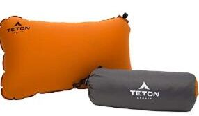best camping pillow with comfort review