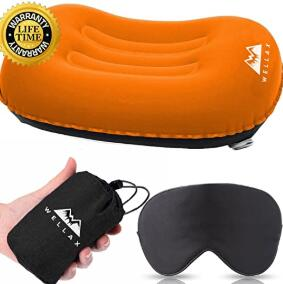 best compact camping pillow for side sleeper review