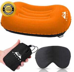 best compact camping pillow reviews