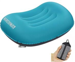 best compact lightweight camping pillow reviews