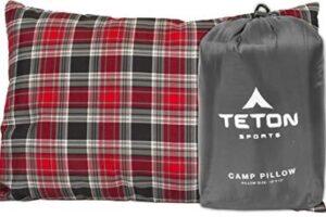 best stuff sack lightweigth backpacking pillow review