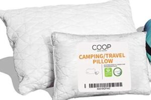best stuff suck camping pillow for side sleeper review