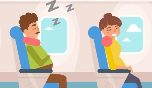 best airplane neck pillow review