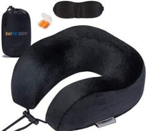 best budget airplane neck pillow review