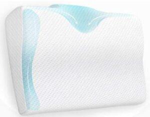 best budget contour orthopedic memory foam pillow review