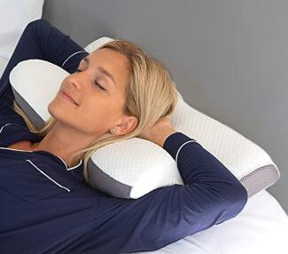 best cervical neck and shoulder pillow review