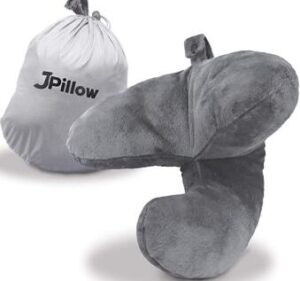 best chin support airplane neck pillow review