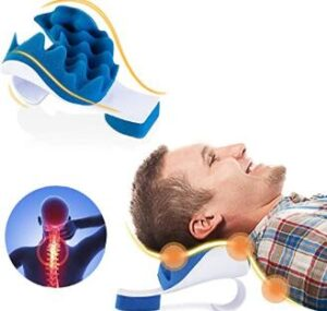 best chiropractic neck and shoulder relaxer pillow review