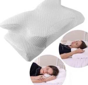 best for side sleeper neck and shoulder pillow review