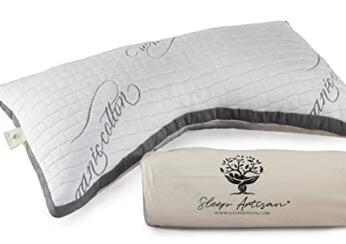 best for side sleeper pillow for shoulder pain review