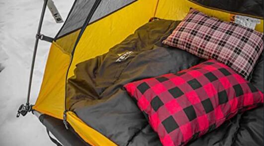 best inflatable camping pillows guide