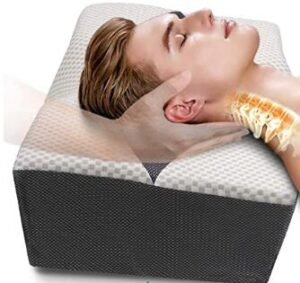 best orthopedic pillow for shoulder pain review