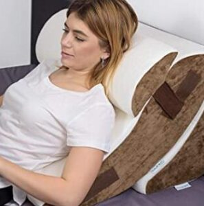 best orthopedic wedge pillow for snoring review
