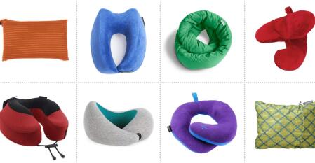 how to choose the best airplane neck pillow guide