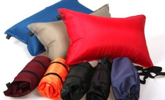 how to pick best inflatable camping pillows guide